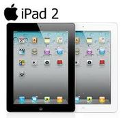 New Apple iPad 2 White/Black 64GB 9.7
