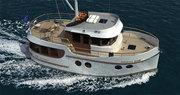 Моторная яхта Generous-41
