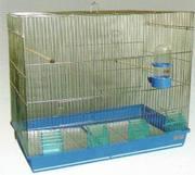 Удобная клетка для птичек