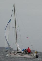 Продается  парусная яхта Альбин Вега