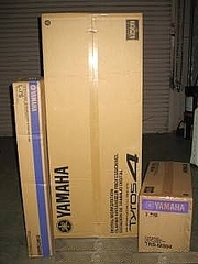 Yamaha Tyros 4 & Korg PA3X76 76 Key Workstation