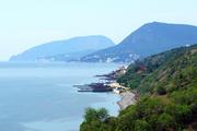 10 соток в Большой Алуште (Крым) в 250 метрах от моря!