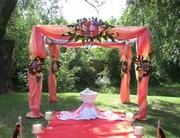 Декор свадьбы. Предложение и аренда свадебных арок и аксессуаров.