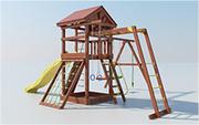 Детская площадка-конструктор