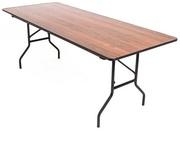 Складная мебель для кейтеринга