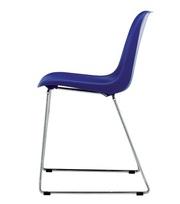 Металлические стулья для кафе