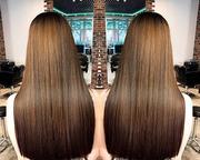 Счастье для волос,  масляное обертывание la biosthetique,  ботокс