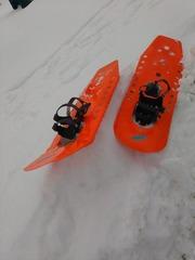 Снегоступы для зимней охоты и рыбалки