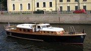 Адмиральский катер РК проект 371у