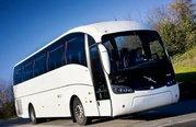 Аренда,  заказ и перевозки на комфортабельном автобусе.