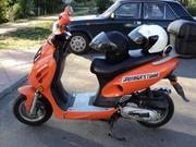 Продам скутер IRBIS  - 50.
